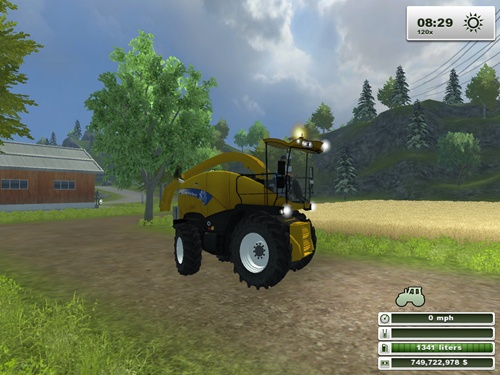 NewHollandCutter