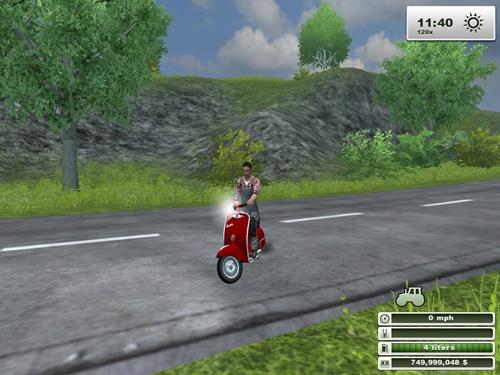 Piaggio-Vespa-Motorcycle-1