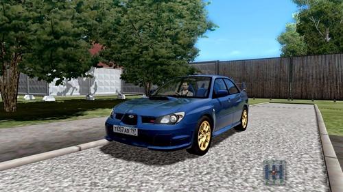 Subaru Impreza WRX STi 2005