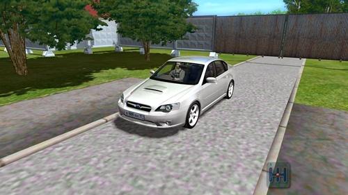 Subaru Legacy B4 2.0 GT 2005 - 1.3.3 1