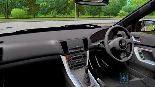 Subaru Legacy B4 2.0 GT 2005 - 1.3.3 2