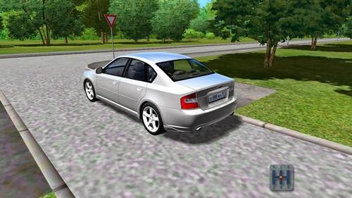 Subaru Legacy B4 2