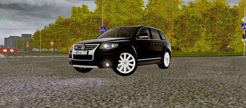 VW Touareg R50 - 1.3.3