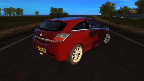 Vauxhall Astra2