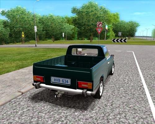 Vaz 2106 Pickup -1.2.2
