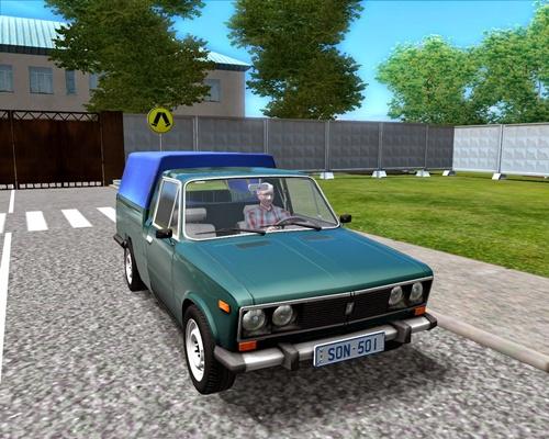 Vaz 2106 Pickup -1