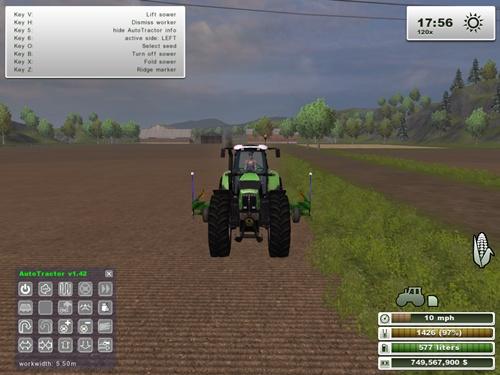 auto_tractor