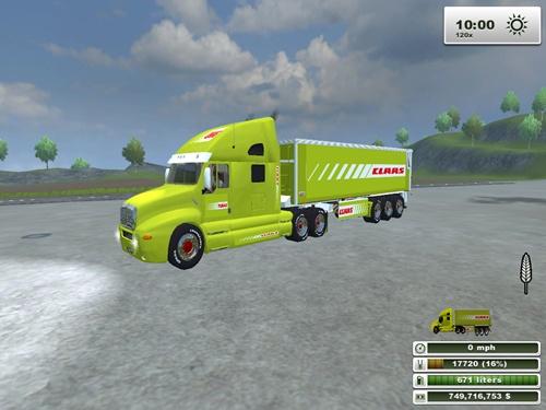 truck+claas