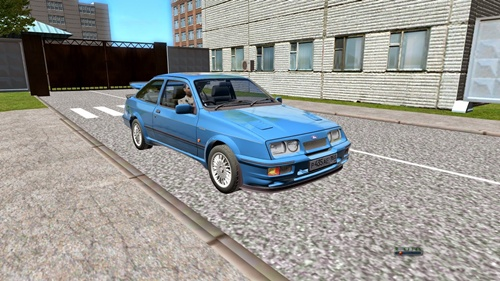 Ford Sierra RS500 Cosworth - 1