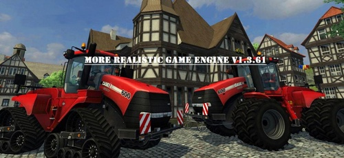 More-Realistic-Game-Engine-v-1