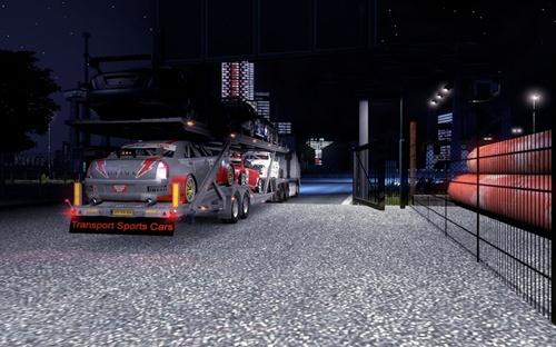 car-transporter