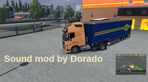 All Truck Cabin and Outside for Sound Mod