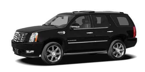 Cadillac Escalade ESV Realistic Color Pack