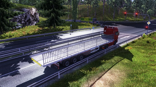 Pont-trailer