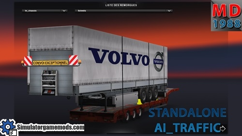 Transport-trailer