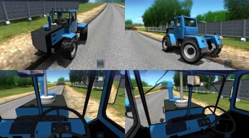 htz-t150-tractor