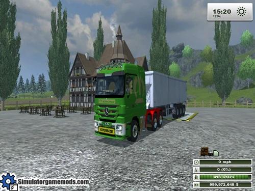 mercedes_Truck