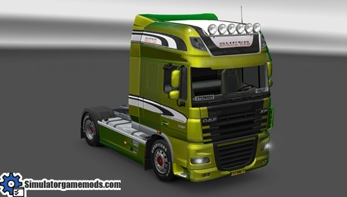 Daf-Limited-Metallic-Daf-skin