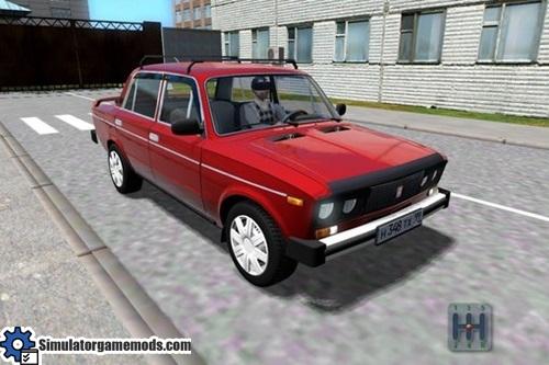 Vaz-2106-Light-Tuning-Car-1