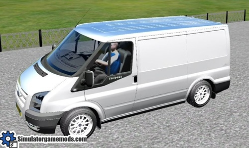 ford transit tuning car simulator games mods download. Black Bedroom Furniture Sets. Home Design Ideas