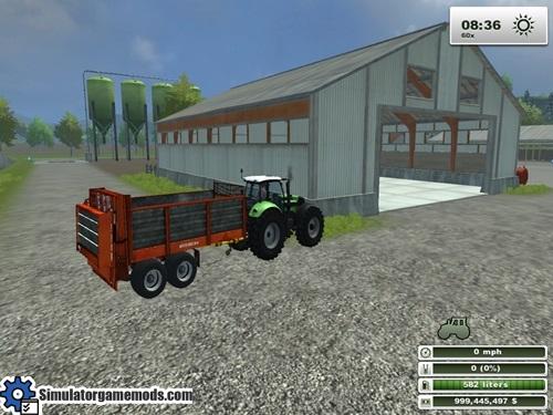 manure-spreader