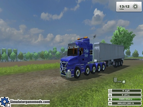 scania_heavy_Truck