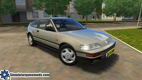 Honda-CR-X