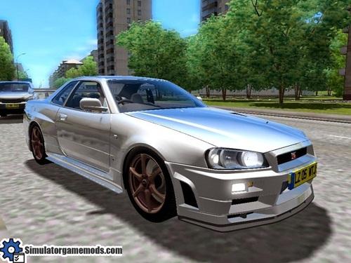 Nissan-Skyline-GTR-V-Spec-II