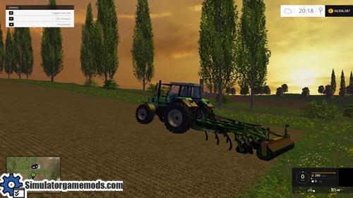 amazone-cultivator