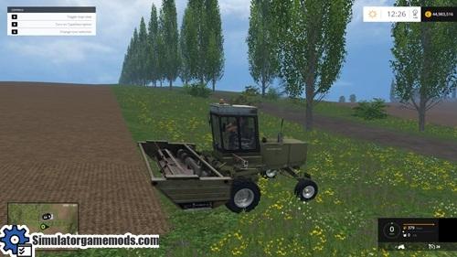fortschritt-harvester-fs15