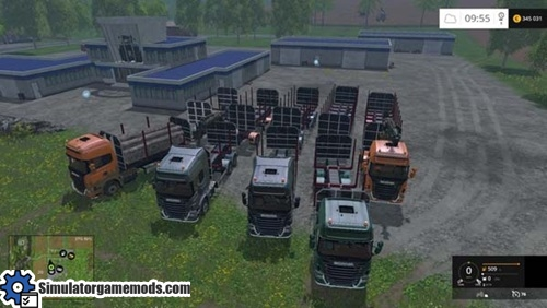 Fs 2015 Scania 730 And Trailer Simulator Games Mods