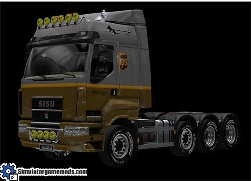 sisu-ups-truck-skin