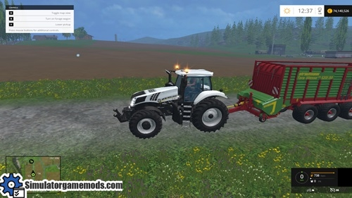 white-tractor-