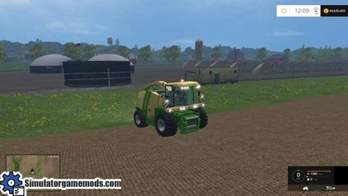 KroneBigX110030K-harvester-