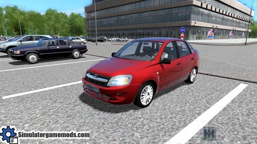 Lada-Granta-city-car