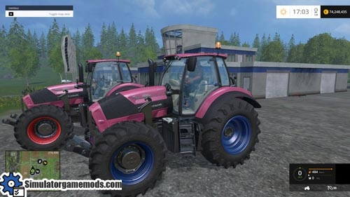 fs15-DeutzFahr7250LadiesEdition