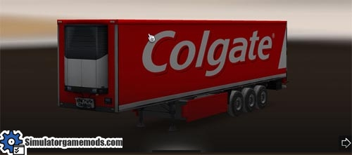 colgate-transport-trailer