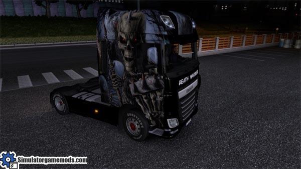 daf-euro6-skull-skin