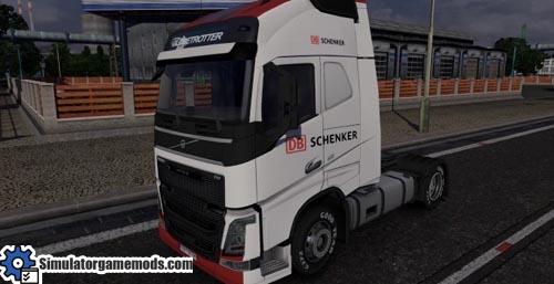 db-schenker-truck-skin