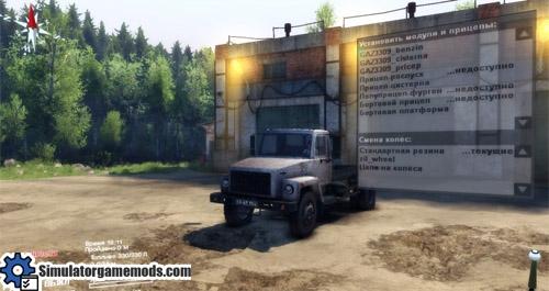 gaz-3309-truck