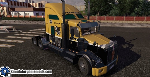 kenworth-cat-truck-skin