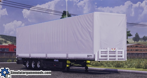 kogel-transport-trailer