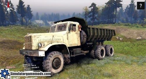 kraz-truck
