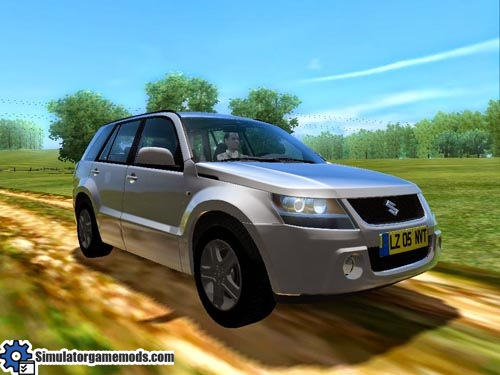 City Car Driving  Suzuki Grand Vitara X