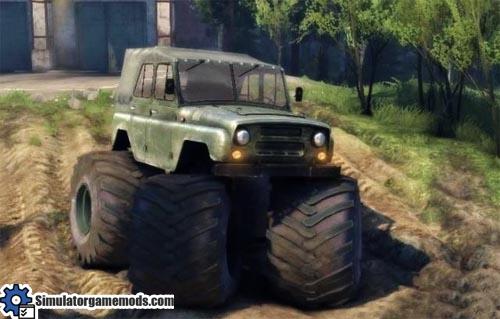 uaz-monsta-truck