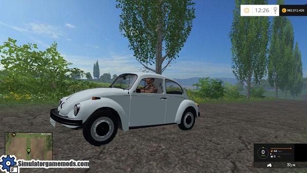 Volkswagen-Beetle-1973-car-1