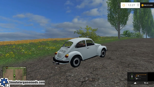 Volkswagen-Beetle-1973-car-2