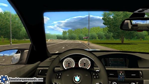 City Car Driving 1 4 Bmw M3 E92 Car Download Simulator Games
