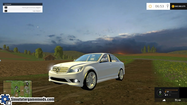 mercedes-white-car-2