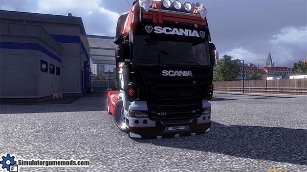 scania-r-tekken-truck-skin